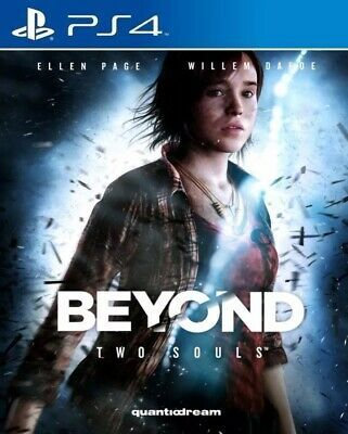 Beyond Two Souls - Jogo para Playstation 4