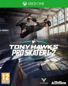 Tony Hawks Pro Skater 1+2 - Jogo para Xbox One