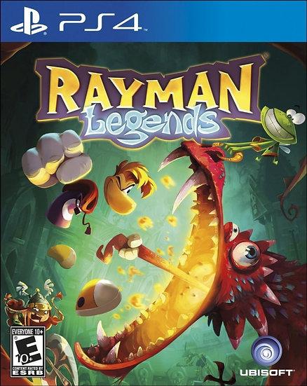 Rayman Legends - Jogo para Playstation 4