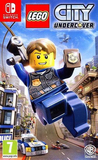 Lego City Undercover - Jogo Original para Nintendo Switch