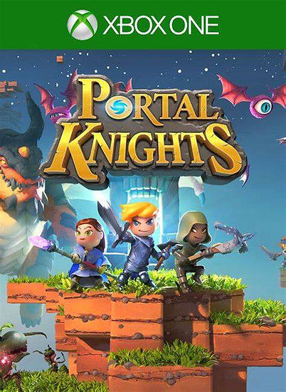 Portal Knights - Jogo para Xbox One