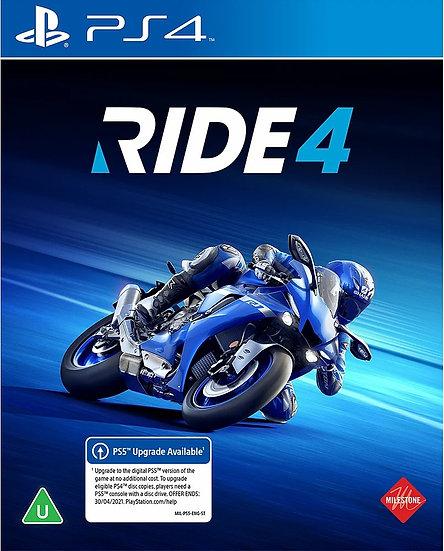 Ride 4 - Jogo para Playstation 4