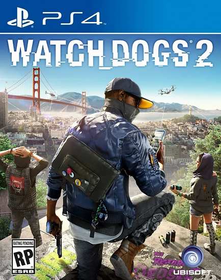Watch Dogs 2 - Jogo para Playstation 4