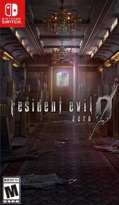 Resident Evil 0 - Jogo Original para Nintendo Switch