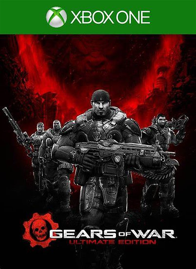Gears of War Ultimate Edition - Jogo para Xbox One