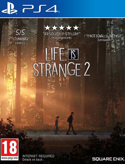 Life is Strange 2 - Jogo para Playstation 4