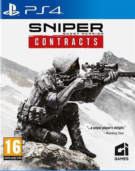 Sniper Contracts - Jogo para Playstation 4