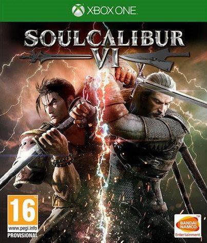 Soul Calibur 6 - Jogo para Xbox One