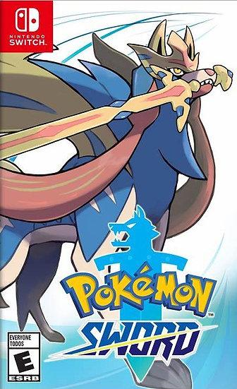 Pokémon Sword - Jogo Exclusivo Nintendo Switch