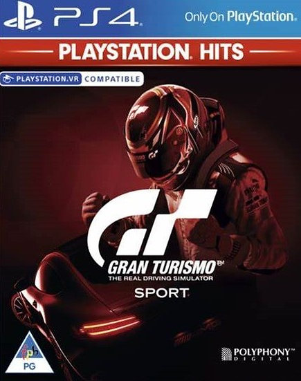 Gran Turismo Sport  - Jogo para Playstation 4