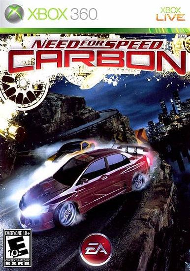 Need For Speed: Carbon - Jogo Original para Xbox 360