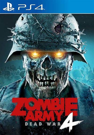 Zombie Army 4 - Jogo para Playstation 4