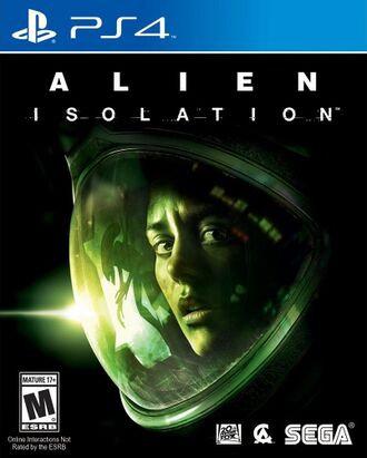 Alien Isolation - Jogo para Playstation 4