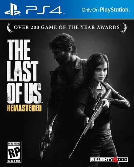 The Last of Us - Jogo para Playstation 4