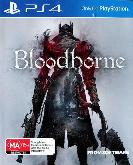 Bloodborne - Jogo para Playstation 4