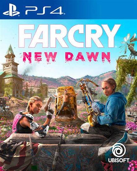 Far Cry New Dawn - Jogo para Playstation 4