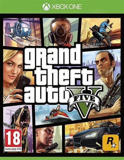 GTA V - Jogo para Xbox One