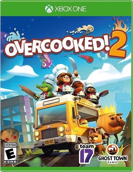 Overcooked 2 - Jogo para Xbox One