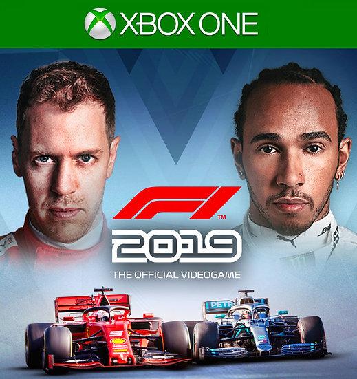 F1 2019 - Jogo para Xbox One