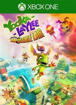 Yooka Laylee and the Impossible Lair - Jogo para Xbox One