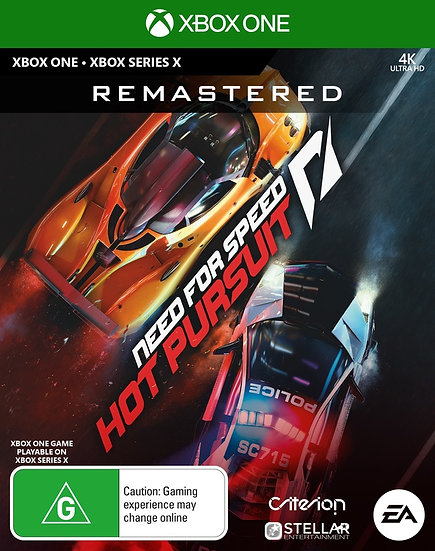 Need For Speed Hot Pursuit [Remastered] - Jogo para Xbox One