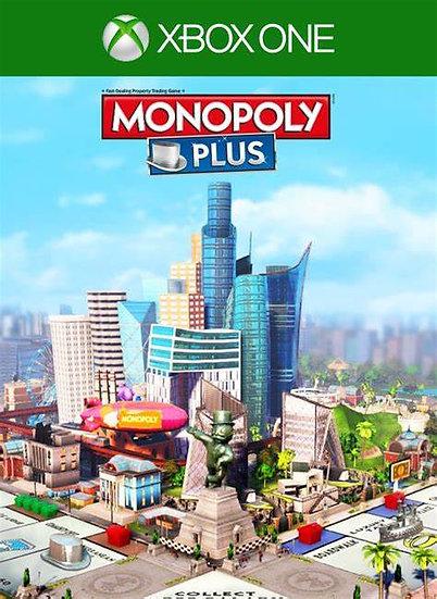 Monopoly Plus - Jogo para Xbox One