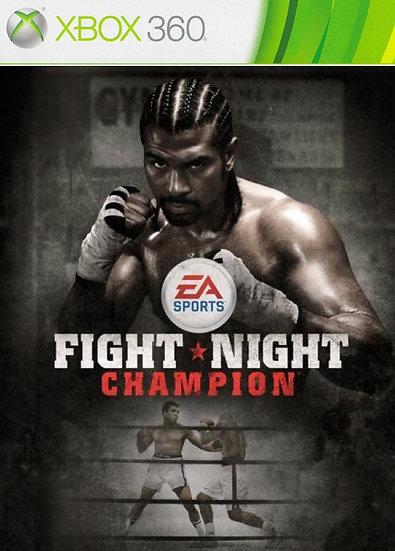 Fight Night Champion - Jogo para Xbox 360 / Xbox One