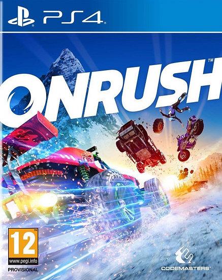 OnRush - Jogo para Playstation 4