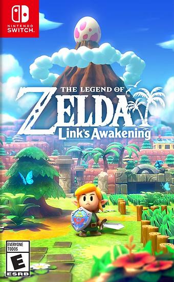 Zelda Link's Awakening - Jogo Exclusivo Nintendo Switch
