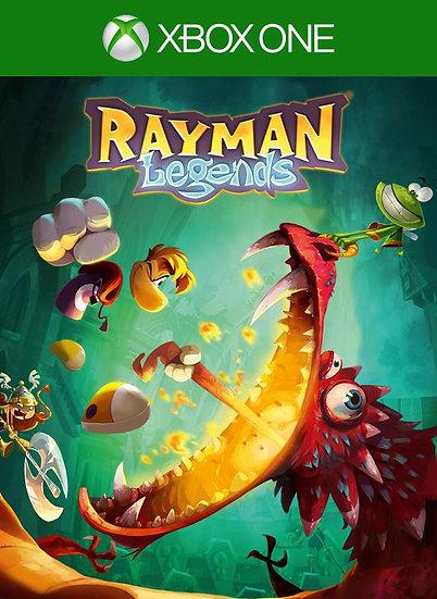 Rayman Legends - Jogo para Xbox One