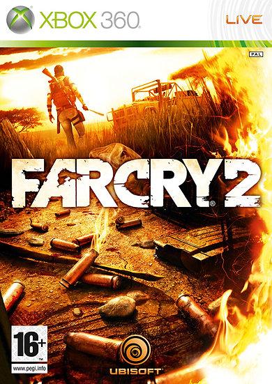 Far Cry 2 - Jogo para Xbox 360 / Xbox One
