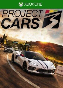Project Cars 3 - Jogo para Xbox One