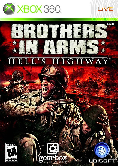 Brothers in Arms : Hell's Highway - Jogo para Xbox 360 / Xbox One