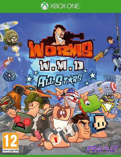 Worms W.M.D. - Jogo para Xbox One