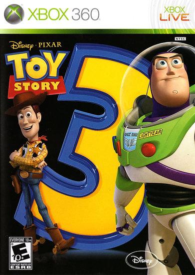Toy Story 3 - Jogo Original para Xbox 360