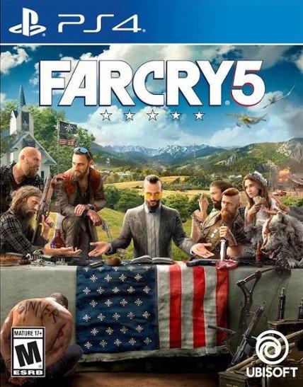 Far Cry 5 - Jogo para Playstation 4