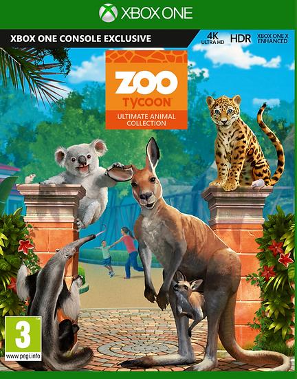 Zoo Tycoon Ultimate - Jogo para Xbox One