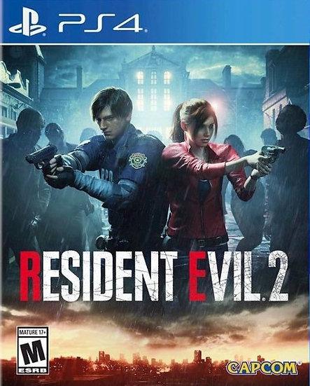Resident Evil 2 - Jogo para Playstation 4