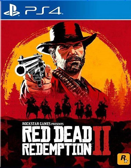 Red Dead Redemption 2 - Jogo para Playstation 4