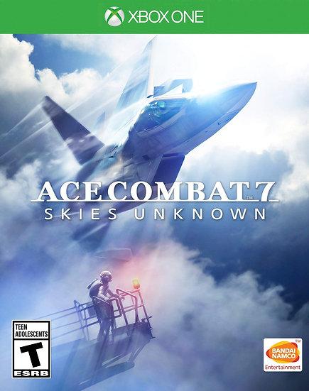 Ace Combat 7 - Jogo para Xbox One