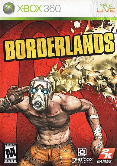 Borderlands - Jogo para Xbox 360