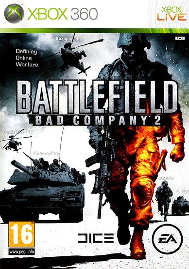 Battlefield : Bad Company 2 - Jogo para Xbox 360 / Xbox One