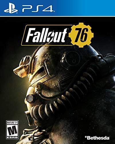 Fallout 76 - Jogo para Playstation 4