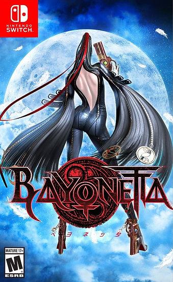 Bayonetta - Jogo Original para Nintendo Switch