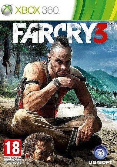 Far Cry 3 - Jogo Original para Xbox 360