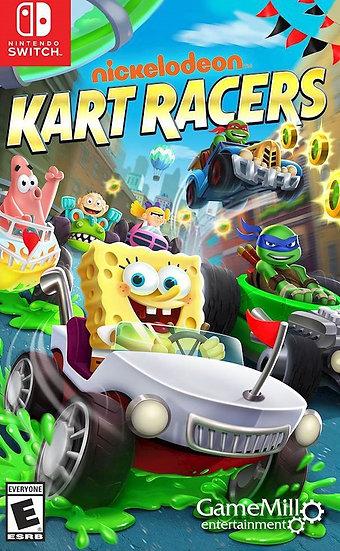 Nickelodeon Kart Racing - Jogo para Nintendo Switch