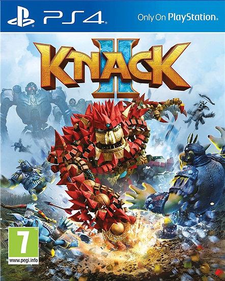 Knack 2 - Jogo para Playstation 4