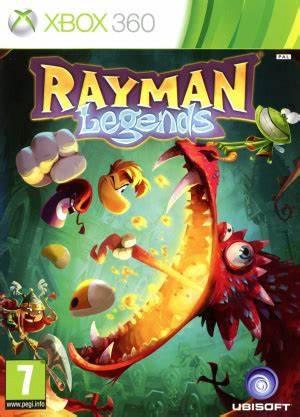 Rayman Legends - Jogo para Xbox 360 / Xbox One