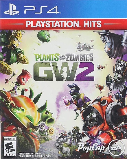 Plants vs Zombies: Garden Warfare 2 - Jogo para Playstation 4