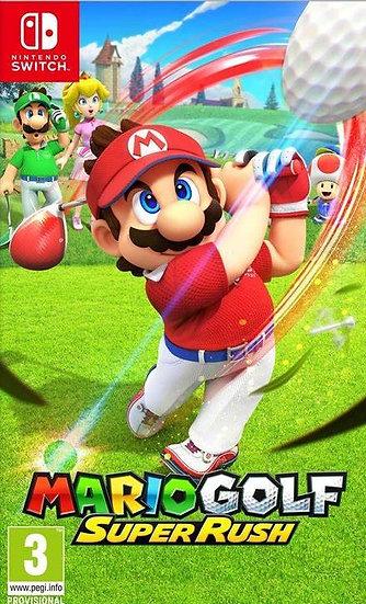 Mario Golf Super Rush - Jogo Original para Nintendo Switch